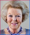 Queen Beatrix: I want to say thank you for bringing so much wishes to people - SYMMETRYBODY