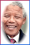 Colors make us happy: Nelson Mandela: ASYMMETRYBODY causes tuberculeus- SYMMETRYBODY
